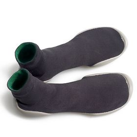 Chaussons BECOOL® anthracite