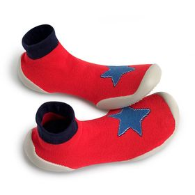 CHAUSSONS CHAUSSETTES MAGIC AMERICA